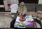 اقدام تحسین برانگیز دختر شهید هویدی درسی بزرگ برای تمام مسئولان است+ تصاویر