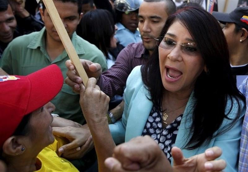 آمریکا در حال آماده کردن کیفرخواست مجرمانه علیه همسر مادورو است