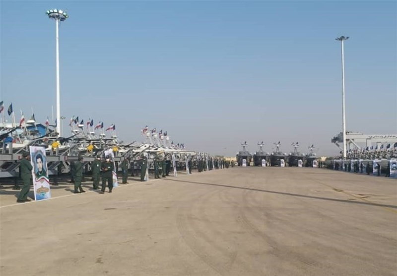 112 Missile Boats Delivered to IRGC Navy
