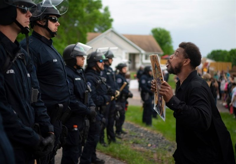 Violence Again Rocks Minneapolis after Man's Death; 1 Killed