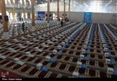 سومین مرحله رزمایش کمک مومنانه در بندرماهشهر؛ توزیع 10 هزار بسته معیشتی + تصاویر