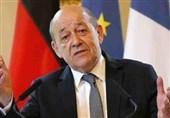 وزیر خارجه فرانسه: سناریوی سوریه در لیبی تکرار میشود