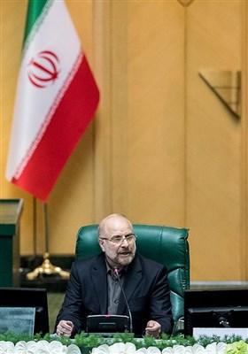 Iranian MPs Elect Qalibaf as Parliament Speaker