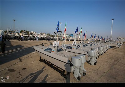 More than 100 Vessels in Different Classes Delivered to IRGC Navy