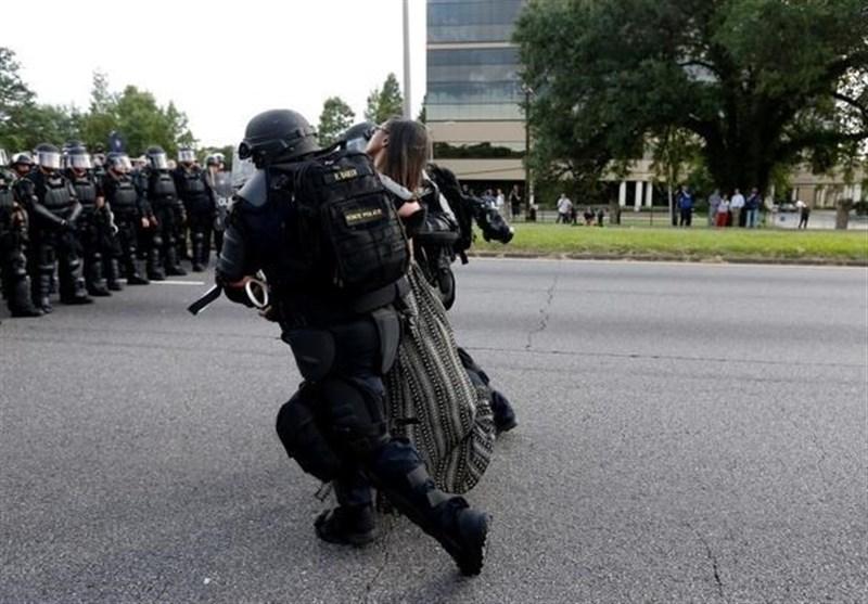 پلیس آمریکا سالانه حدود 1000 نفر از مردم را به قتل میرساند +آمار
