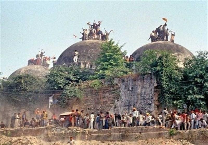 بابری مسجد کے مقام پر مندر کی تعمیر کا آغاز، مسلمانوں میں شدید غم وغصہ