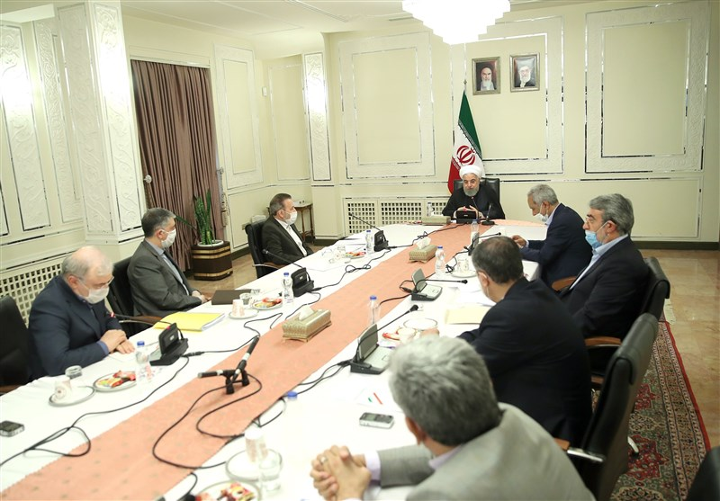 روحانی: گردش چرخ اقتصاد کشور با میزان رعایت پروتکلهای بهداشتی ارتباط کاملی دارد