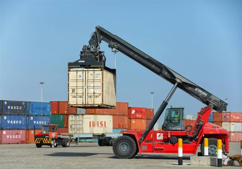 Afghanistan's 1st Transit Goods Shipped to China via Iran's Strategic Port