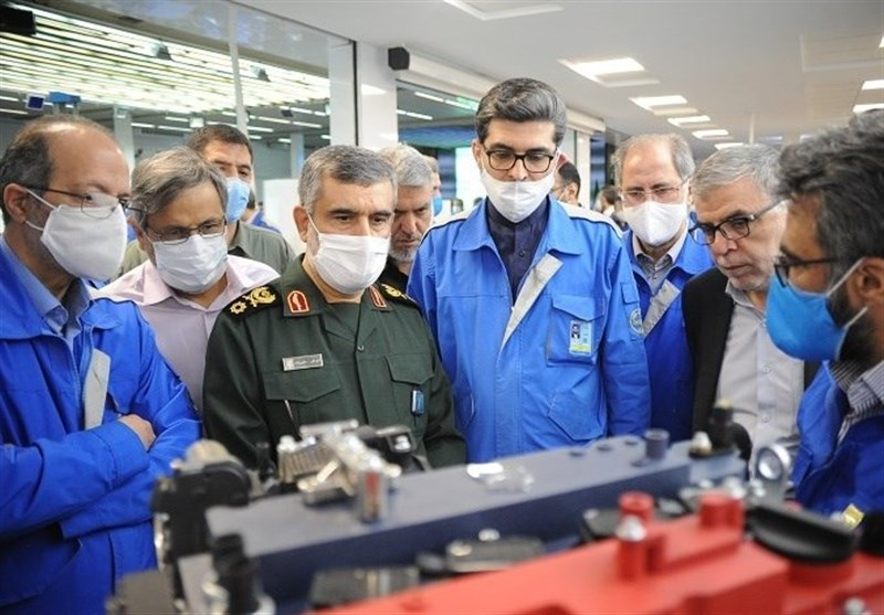 IRGC Aerospace Force Ready to Help Iranian Carmakers: Commander