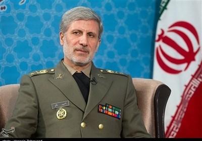 """وزیر الدفاع الایرانی لـ""""تسنیم"""": الدفاع عن الخلیج الفارسی سیکون أکثر اقتدارا"""