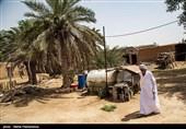 تانکرهای سپاه تا زمان بهرهبرداری پروژه آبرسانی در غیزانیه حضور دارند
