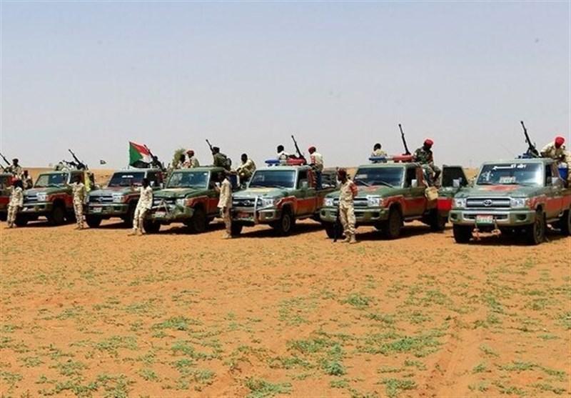 تبادل آتش و درگیری شدید نیروهای دو ارتش سودان و اتیوپی