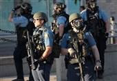 اعزام گارد ملی آمریکا به مینیاپلیس برای مقابله با تظاهرات/ترامپ دستور تیراندازی داد
