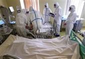 ثبت رکورد جدید بیشترین موارد فوت ناشی از کرونا در روسیه