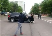 US Driver Rams Car through Anti-Racism Protesters in Denver (+Video)
