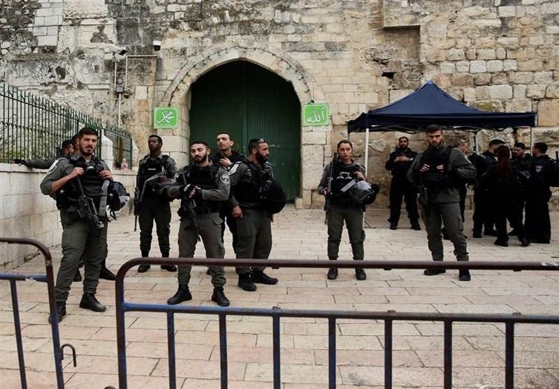 """""""حماس"""": منع الصلاة فی الحرم الإبراهیمی انتهاک ممنهج"""
