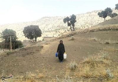 «گریوه بهرامبیگی» دنا در نبود آب، خالی از سکنه میشود
