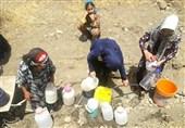 گزارش| بیآبی در کنار کوههای دنا / مردم روستای «توتنده» آب آشامیدنی ندارند