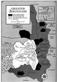 طرحهای صهیونیستی برای بلعیدن قدس-بخش پایانی|پروژه قدس بزرگ+نقشه