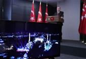 برگزاری مراسم سالگرد فتح استانبول با حضور اردوغان