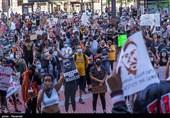 حضور 15 تا 26 میلیون آمریکایی در اعتراضات ضدنژادپرستی