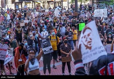 حضور ۱۵ تا ۲۶ میلیون آمریکایی در اعتراضات ضدنژادپرستی