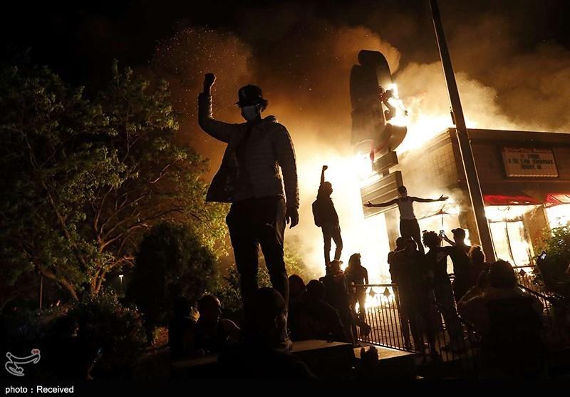 سیانان: دولت آمریکا با هواپیماهای جاسوسی اعتراضات اخیر را رصد میکرده است