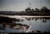 روزگار سیاه ساکنان مجاور رودخانه قرهسو کرمانشاه با شدت یافتن بوی نامطبوع