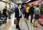 متضرر شدن 200 میلیارد تومانی مترو تهران در 3 ماه گذشته