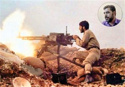 روایت «دوشکاچی» از یک عکس قابل تأمل در جنگ