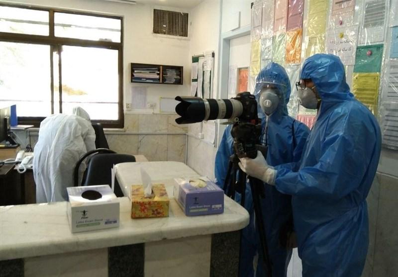 دوربین صداوسیما، سرپرستارِ بیمارستان مسیح دانشوری را سوژه کرد