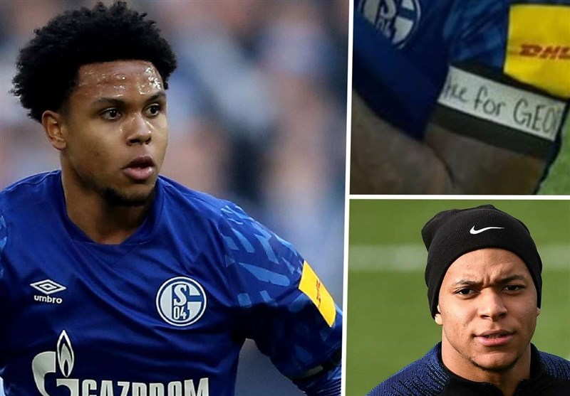 واکنش اعتراضآمیز بازیکنان فوتبال به قتل یک سیاهپوست توسط پلیس آمریکا