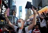 آخرین تحولات ناآرامیهای آمریکا|بازگشت تظاهرات گسترده با وجود تهدیدات ترامپ+عکس