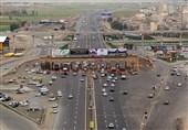 کاهش 1.2 درصدی تردد در جادههای کشور/ترافیک سنگین در آزادراه قزوین- کرج - تهران