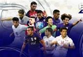 سه بازیکن ذوبآهن در تیم منتخب لیگ قهرمانان آسیا در سال 2016/ غیبت ایرانیها در تیم «اوپتا»