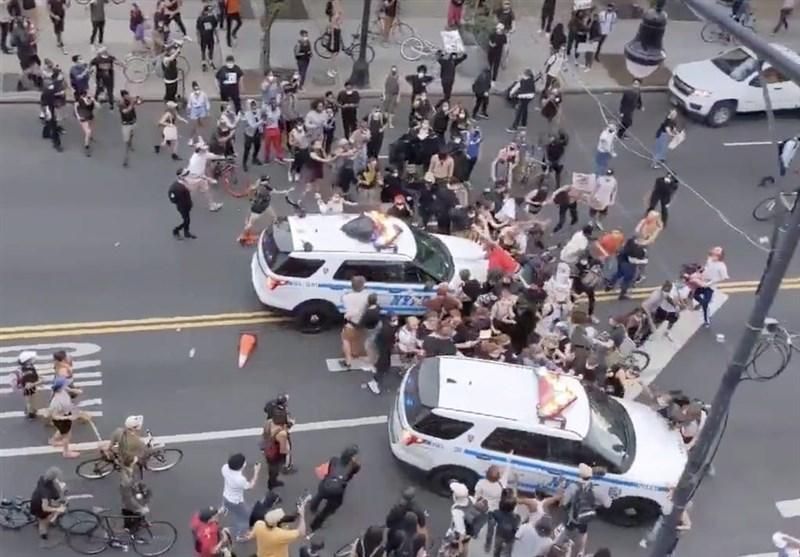 واشنگتن پست: تاکنون دستکم 5 نفر در اعتراضات آمریکا کشته شدهاند