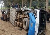خانیوال میں بس حادثے کا شکار، 6 مسافر جاں بحق