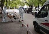 روند رو به رشد موارد بهبود مبتلایان به کرونا در روسیه