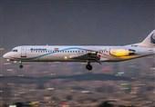 توضیح آسمان درباره فرود اضطراری هواپیمای فوکر در مهرآباد