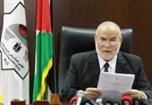 تبریک نائب رئیس مجلس قانونگذاری فلسطین به قالیباف