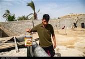 """گروههای جهادی در"""" غیزانیه"""" دست به کار شدند؛ تهیه آب شرب برای مردم+ فیلم"""