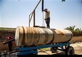 مناطق نفتخیز جنوب سهم خود را برای اجرای پروژه آبرسانی غیزانیه پرداخت کرده است