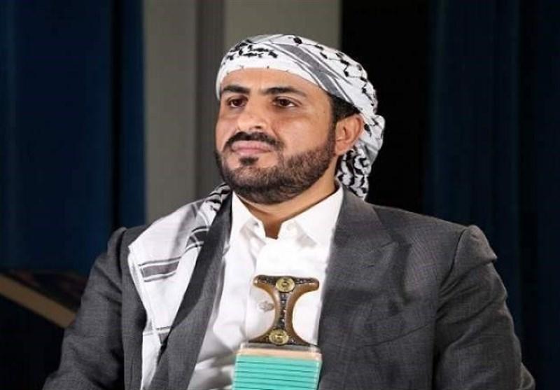 عبد السلام یؤکد عدم جدیة الولایات المتحدة امریکا فی إیقاف العدوان ورفع الحصار