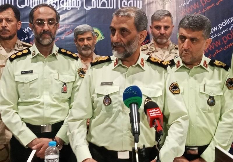 جانشین فرمانده ناجا: برخورد قاطعانه با مخلان امنیت در تفرجگاهها/ قرارگاه امنیت اجتماعی در 3 استان شمالی تشکیل میشود