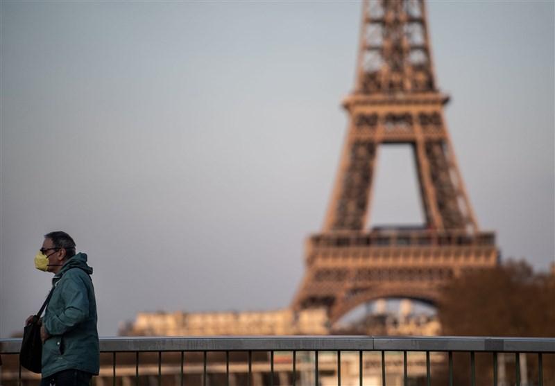 مردم فرانسه از بحران اقتصادی بیش از کرونا می ترسند+نمودار