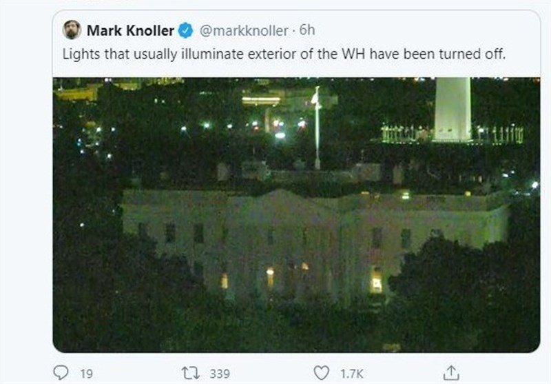 BunkerBoy Trend Triggered after Protesters Force Trump to Hide in Underground Bunker