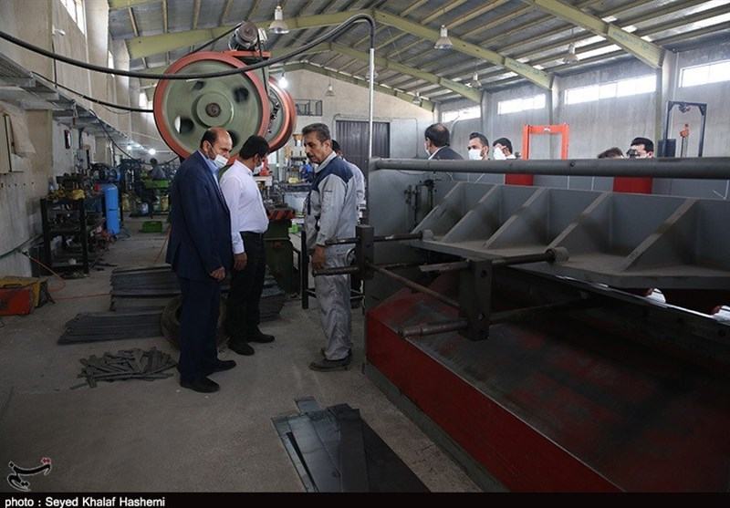 40 واحد صنعتی و تولیدی راکد استان بوشهر به چرخه تولید بازگشت + فیلم