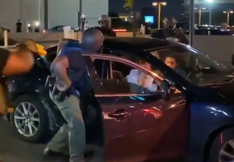 Black Couple Violently Forced Out of Car by Atlanta Police (+Video)
