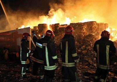 از گوشه و کنار خراسان رضوی  آتشسوزی ارتفاعات بلوار نماز مشهد اطفاء شد