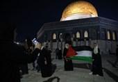 آخرین تحولات فلسطین| حضور گسترده فلسطینیها در مسجدالاقصی/ پیام سخنگوی قسام خطاب به اهالی قدس